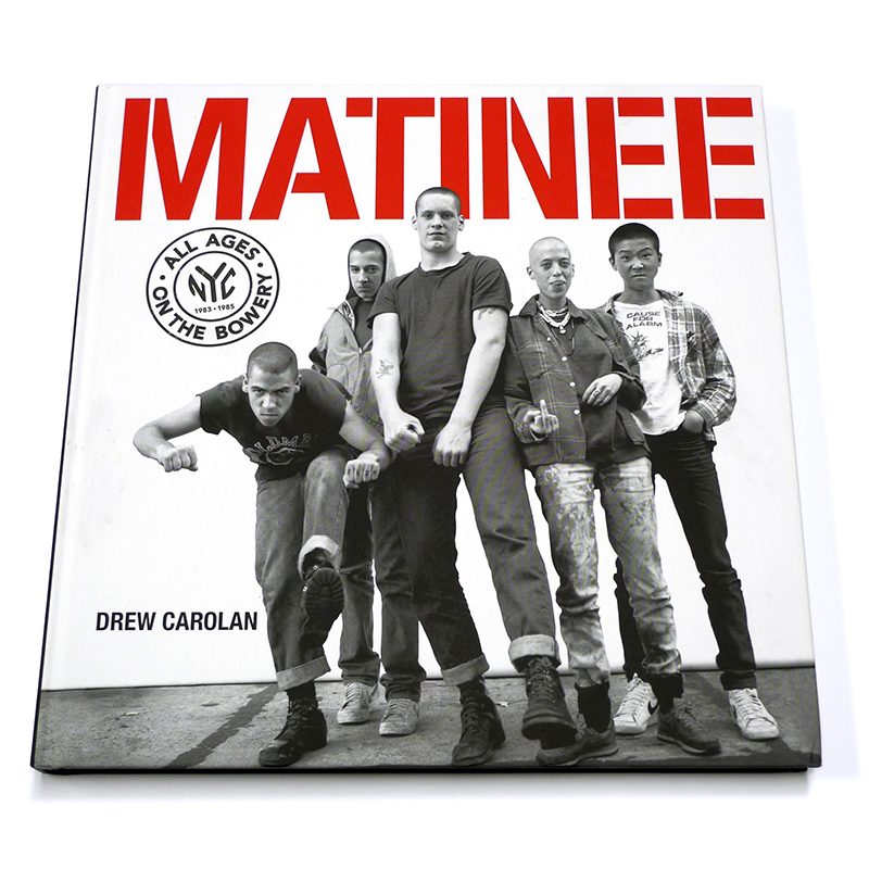 MATINEE: Book Cover